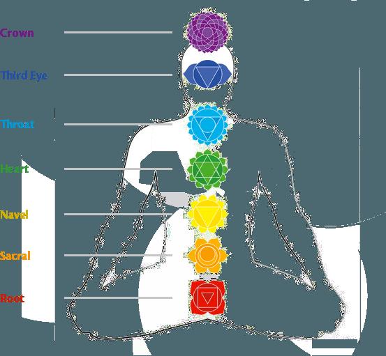 chakradiagram